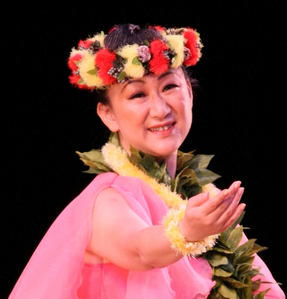 フラダンス教室 Hālau Hula O Waipunamauloa ハーラウ フラ オ ワイプナマウロア