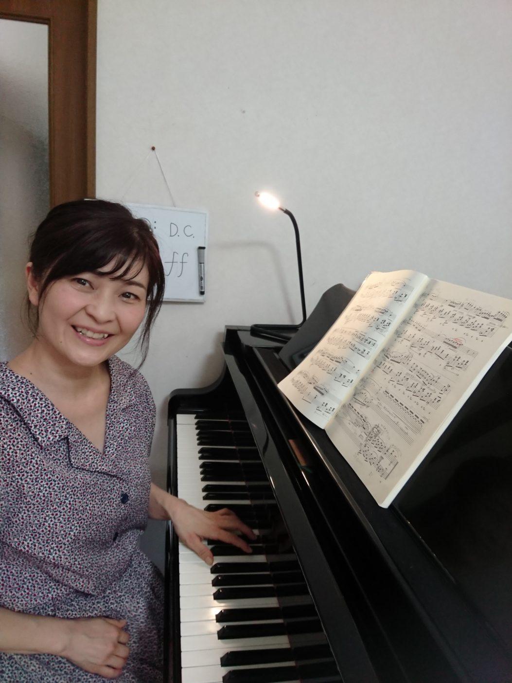 ゆみ先生のピアノ・おんぷ教室