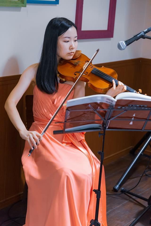森重花音のヴァイオリン教室【KMS音楽教室】