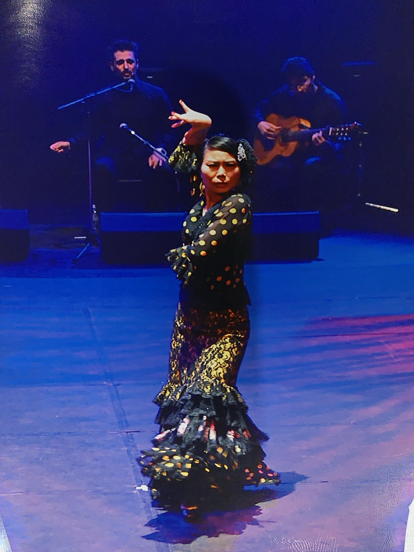フラメンコ教室(Cerezo Flamenco)