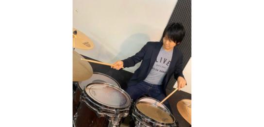 ドラム教室|桐田哲郎|音楽天国・名古屋ささしまライブ店