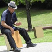 カホン教室|三祢沢信|音楽天国・名古屋ささしまライブ店