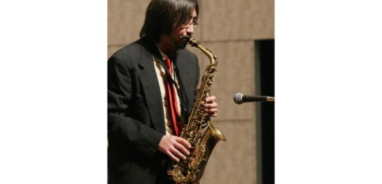 奥平智のサックス教室|音楽天国|静岡 草薙 清水 富士