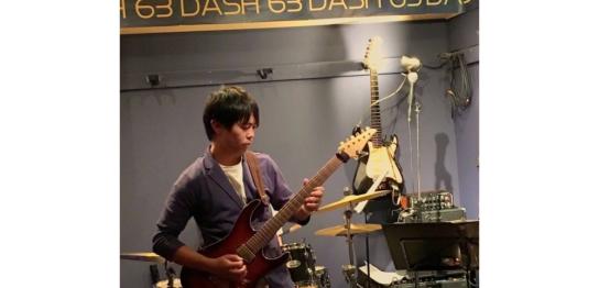 初心者のためのギター教室|奥山凌平|音楽天国・名古屋ささしまライブ店