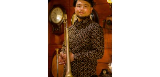 トロンボーン教室 鈴木隆司 音楽天国・浜松市野店 音楽天国・名古屋ささしまライブ店