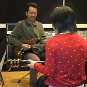 やさしいエレキギター教室|音楽天国|静岡 草薙 清水 富士