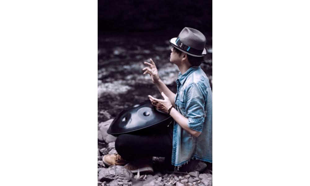 究極の癒しの打楽器「ハンドパン&ラブドラム」レッスン♪ -立花 朝人-