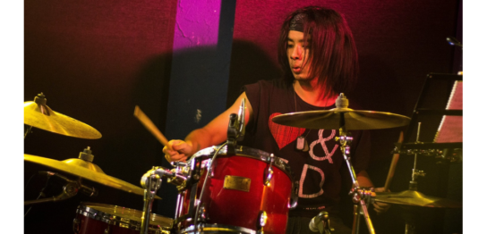 ドラム教室|音楽天国・藤枝店|静岡草薙店|島田 藤枝 焼津 静岡 清水 富士